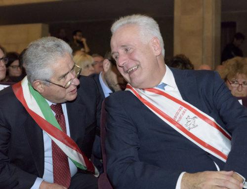 """Giani incoronato dai Sindaci Pd: """"Dopo l'Emilia, tocca a noi!"""""""